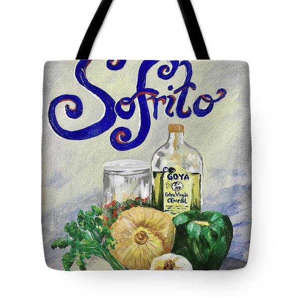 Sofrito Tote Bag