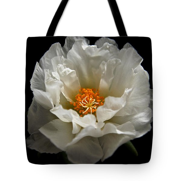 Tote Bag featuring the photograph Soft And Pure by Judy Vincent