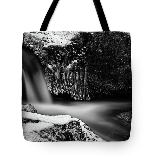 soft and sharp at the Bode, Harz Tote Bag by Andreas Levi