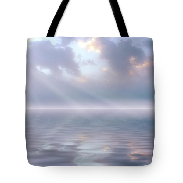 Soft And Sublime Tote Bag by Jerry McElroy