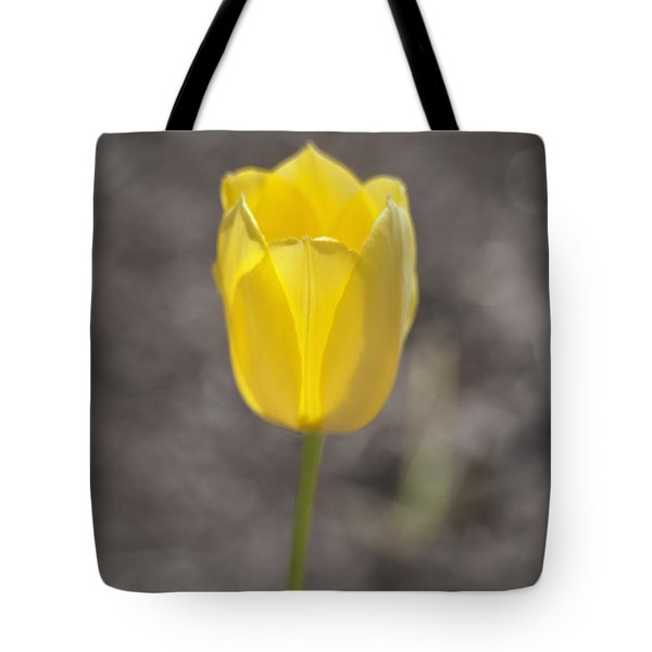 Soft And Yellow Tote Bag