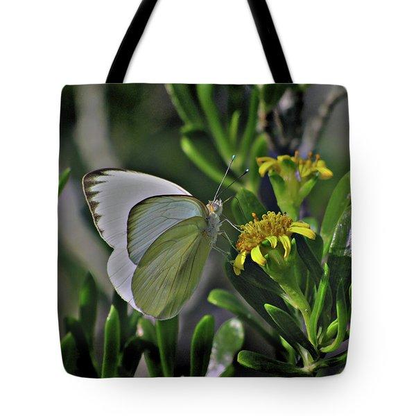 Soft As A Leaf Tote Bag