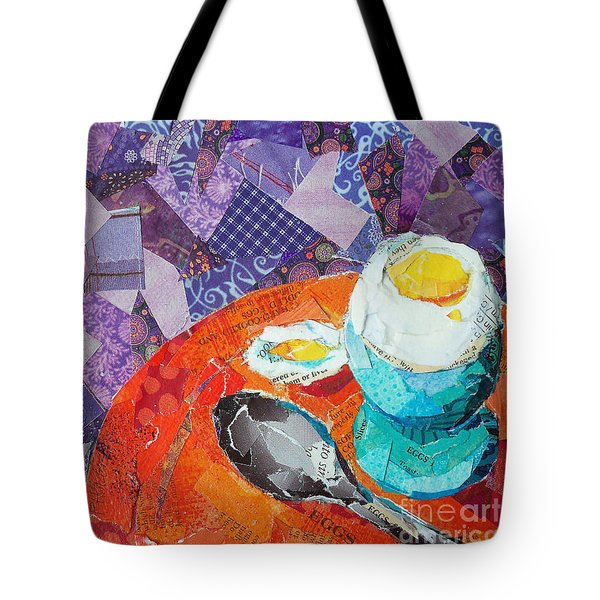 Soft Boiled Tote Bag