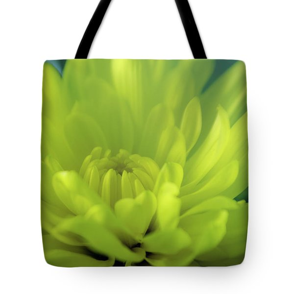 Tote Bag featuring the photograph Soft Center by Ian Thompson