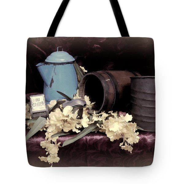 Soft Country Kitchen Tote Bag