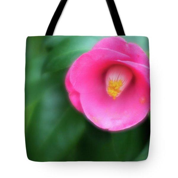 Soft Focus Flower 1 Tote Bag