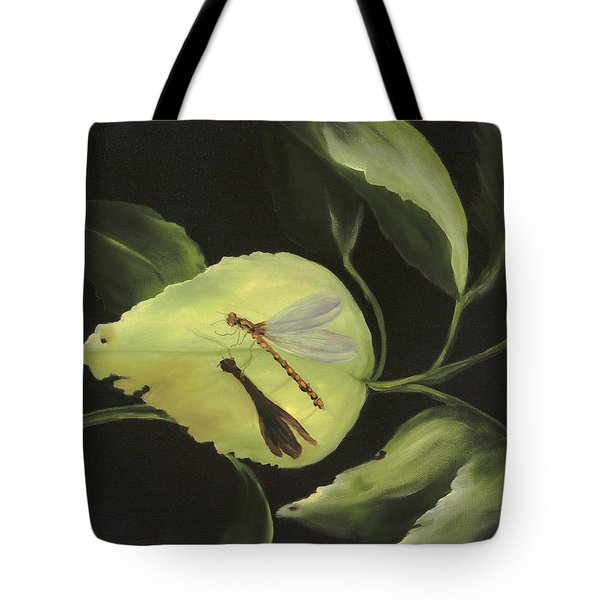 Soft Landing Tote Bag
