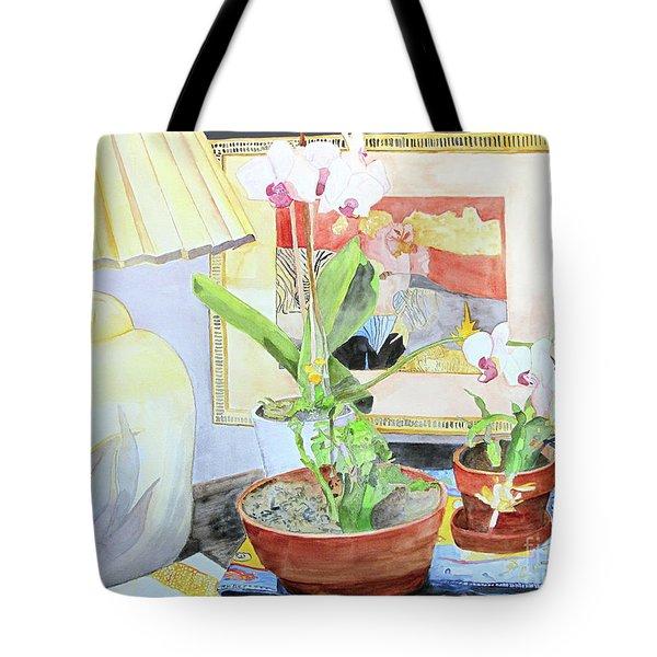 Soft Light Tote Bag