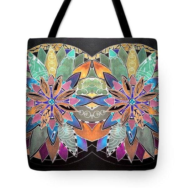 Soft Mandala Tote Bag