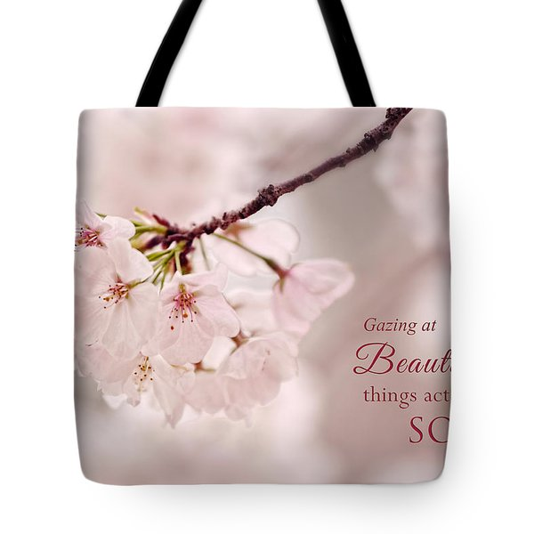 Soft Medley With Message Tote Bag