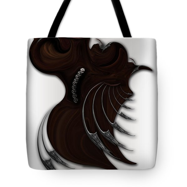 Soft Metamorphosis Tote Bag by Carmen Fine Art