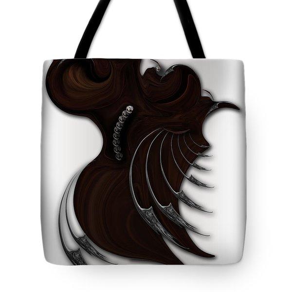 Soft Metamorphosis Tote Bag