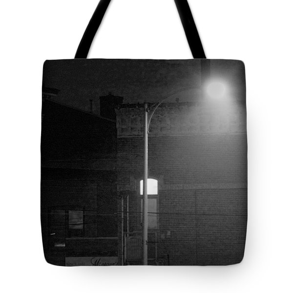 Soft Night Glow Tote Bag