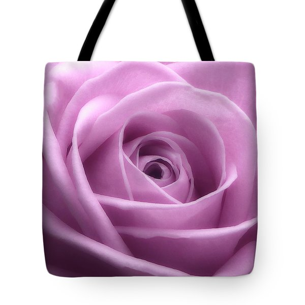 Soft Pink Beauty 3 Tote Bag