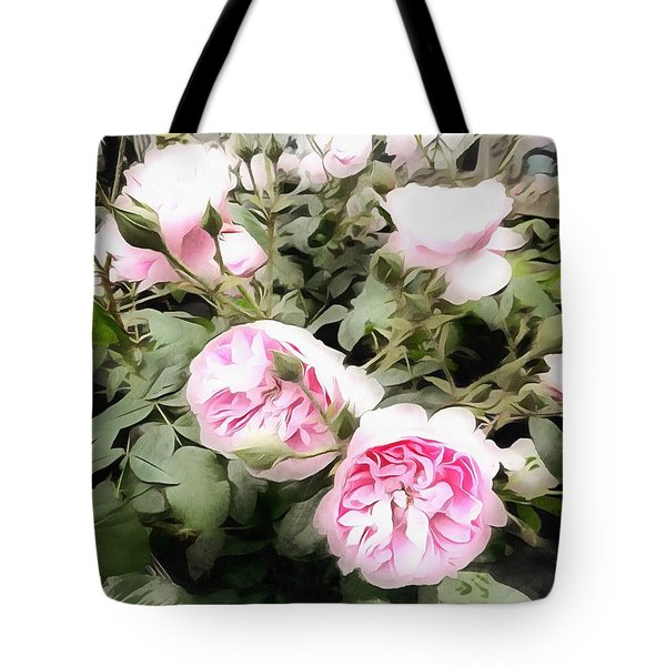 Soft Pink Bliss Tote Bag