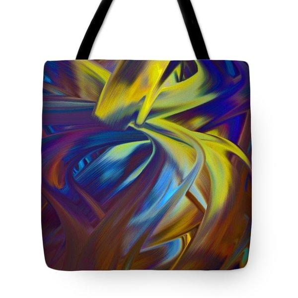 Soft Reality 221 Tote Bag