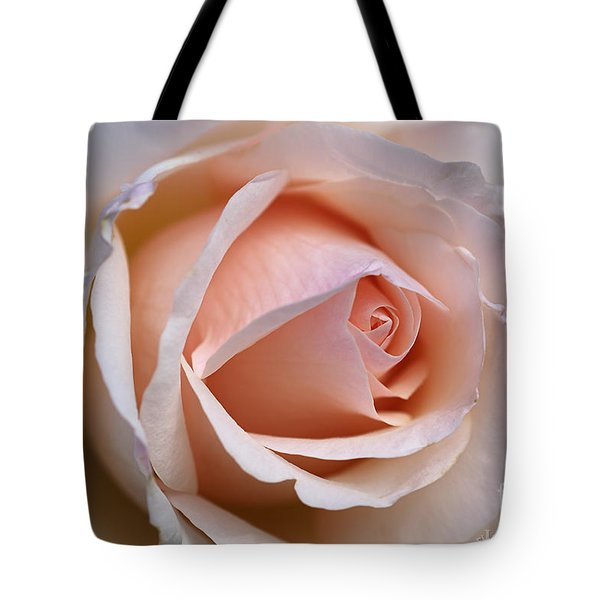 Soft Rose Tote Bag