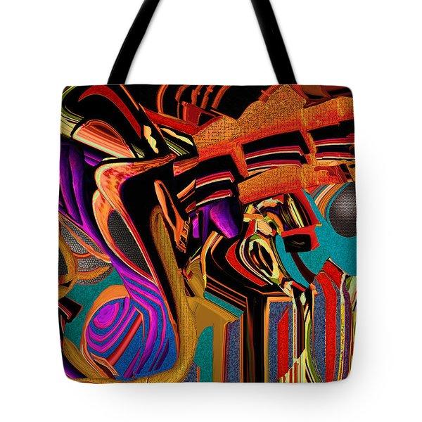 Soft Scape Tote Bag