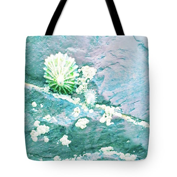 Tote Bag featuring the photograph Soft Shell by Rebecca Harman