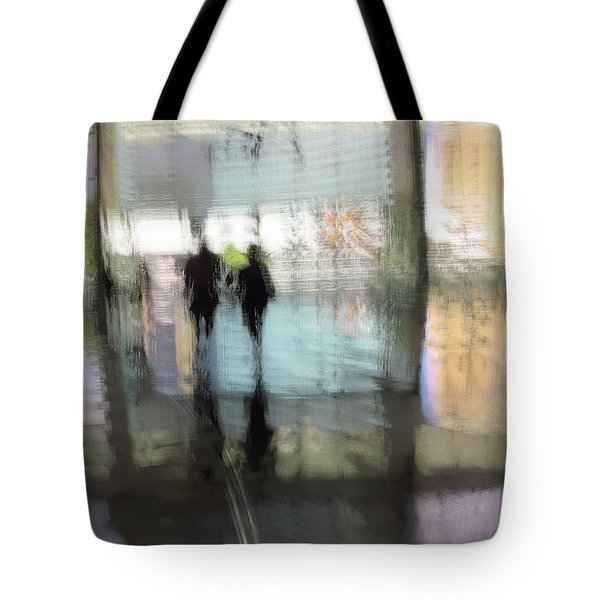 Soft Summer Afternoon Tote Bag