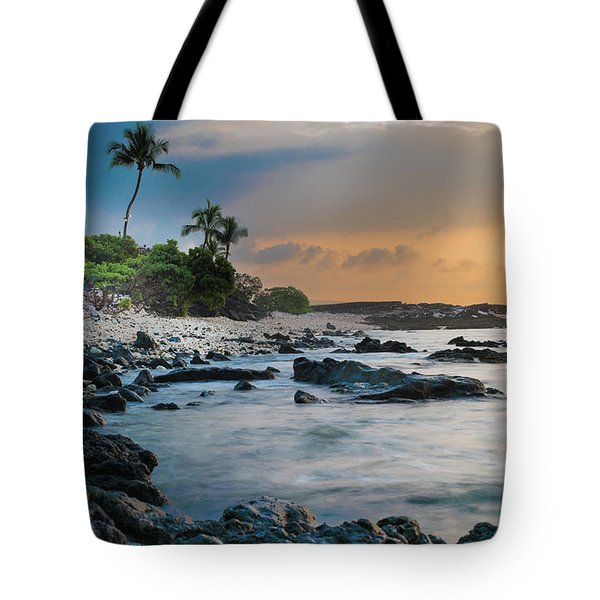 Soft Sunset Tote Bag