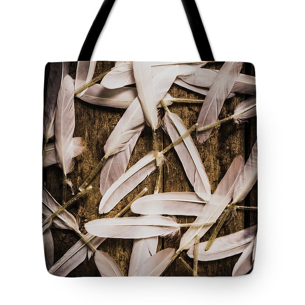 Soft Symbol Of Peace And Hope Tote Bag