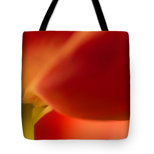 Soft Tulip Tote Bag