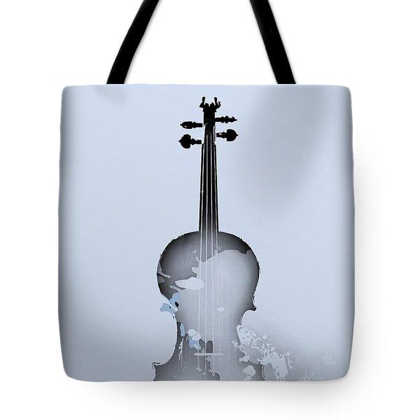 Soft Violin Tote Bag