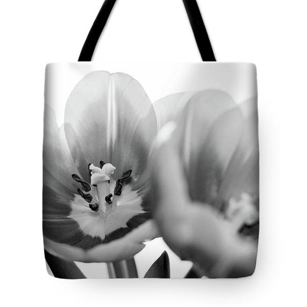 Soft Whispers Tote Bag by Afrodita Ellerman