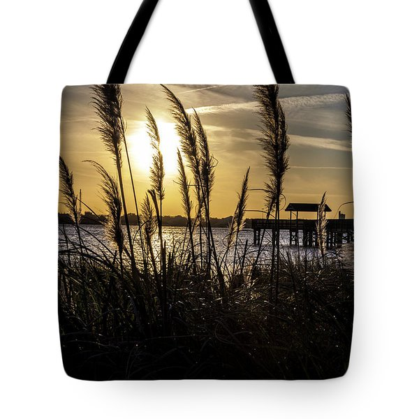 Soft Wind Tote Bag