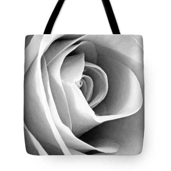 Softened Rose Tote Bag