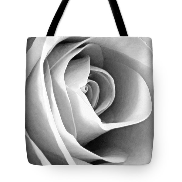 Softened Rose Tote Bag