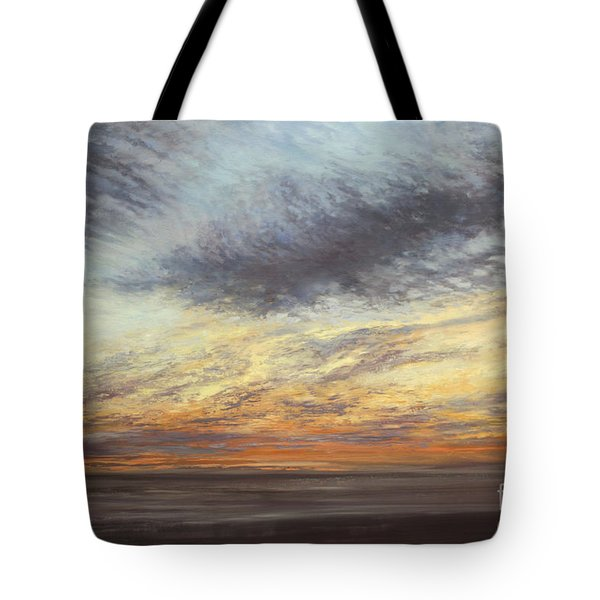 Softly, As I Leave You Tote Bag
