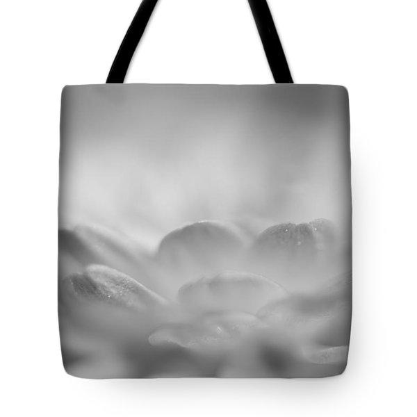 Softly Radiant Tote Bag by Lori Burgoyne