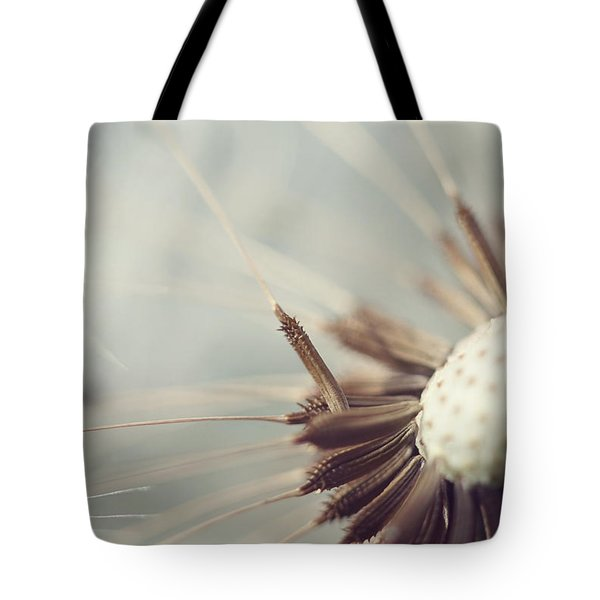 Tote Bag featuring the photograph Softly Slowly by Amy Tyler