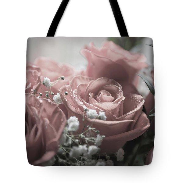 Softness Of Love Tote Bag