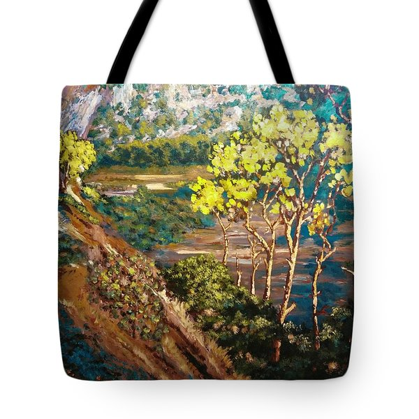 Soil And Soul Tote Bag