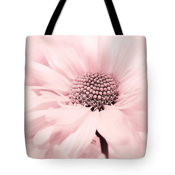 Tote Bag featuring the photograph Soiree In Cotton Candy Pink by Darlene Kwiatkowski