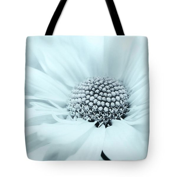Tote Bag featuring the photograph Soiree In Powder Blue by Darlene Kwiatkowski