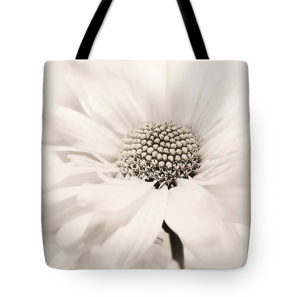 Tote Bag featuring the photograph Soiree In Sepia by Darlene Kwiatkowski