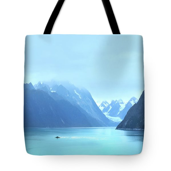 Tote Bag featuring the photograph Sojourn by John Poon