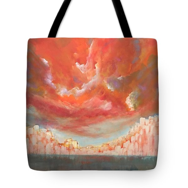 Sojourn Tote Bag