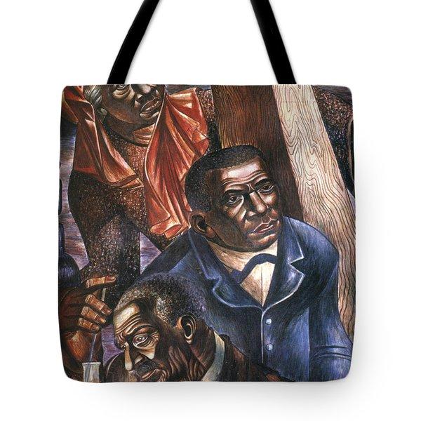 Sojourner Truth, Et. Al Tote Bag by Granger
