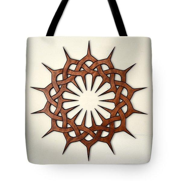 Sol Eight Tote Bag