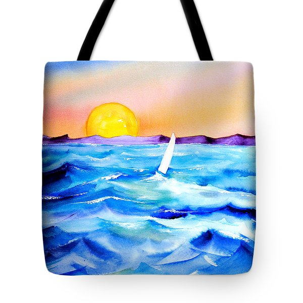 Sol Searching Tote Bag
