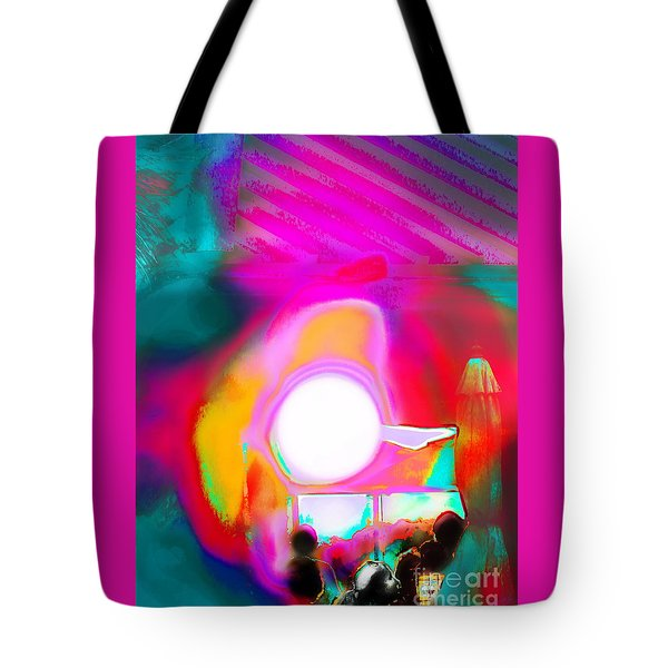 Sol Voyers Tote Bag