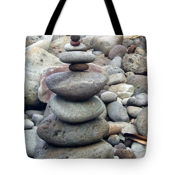 Tote Bag featuring the painting Solace by Angela Annas