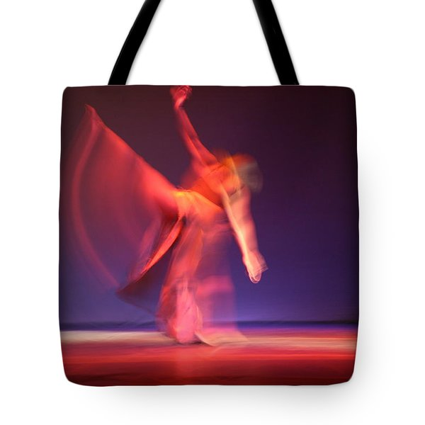 Solace Dancer 1 Tote Bag