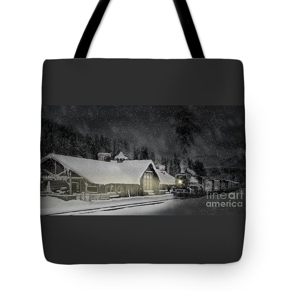 Solace From The Storm Tote Bag