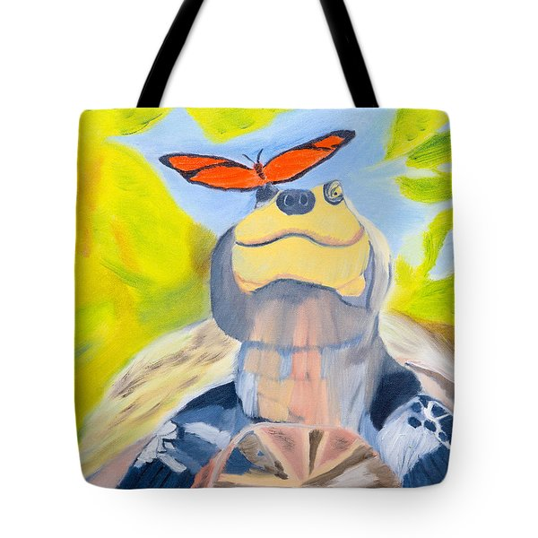 Solace Tote Bag by Meryl Goudey